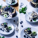 Blueberry Cheesecake [low carb]
